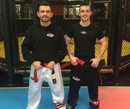 Fran Zuccala & Kyle Williams Eclipse Kickboxing