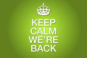 keepcalm_wereback