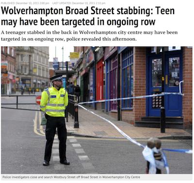 stabbing-wolverhampton