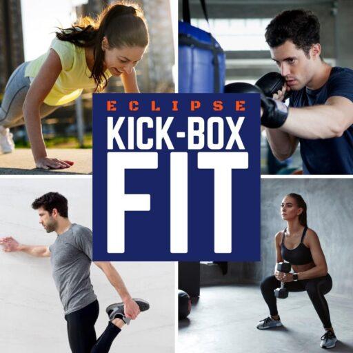 Kick Fit Poster